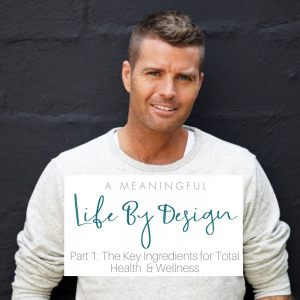 The Key Ingredients for Total Health & Wellness – Pete Evans – AMLBD 16:  Part 1